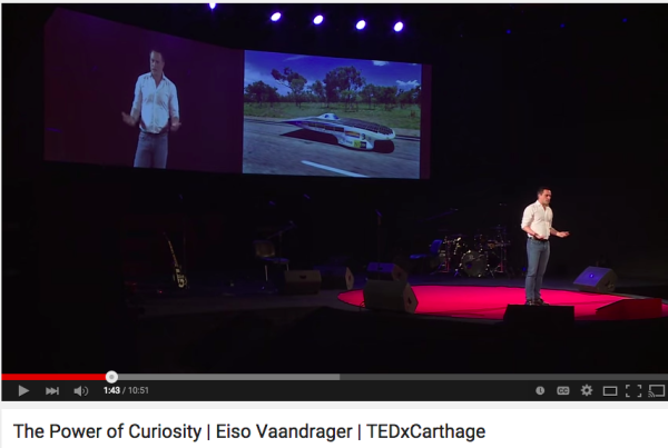 Eiso @ TEDxTunis